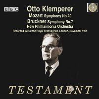 Symphony No.40/Symphony No.7