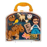 Ensemble de poupée officiel Disney Beauty & The Beast Mini Animator