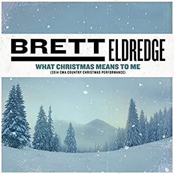 What Christmas Means To Me (2014 CMA Country Christmas Performance)
