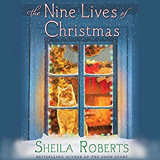 The Nine Lives of Christmas audiobook cover art