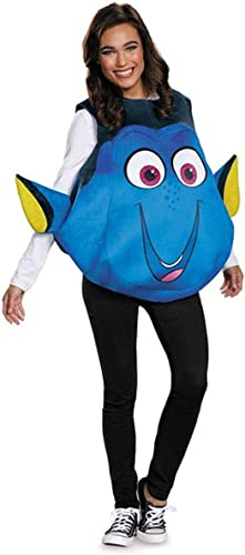 Dory Adult Fish Fancy Robe costume Standard