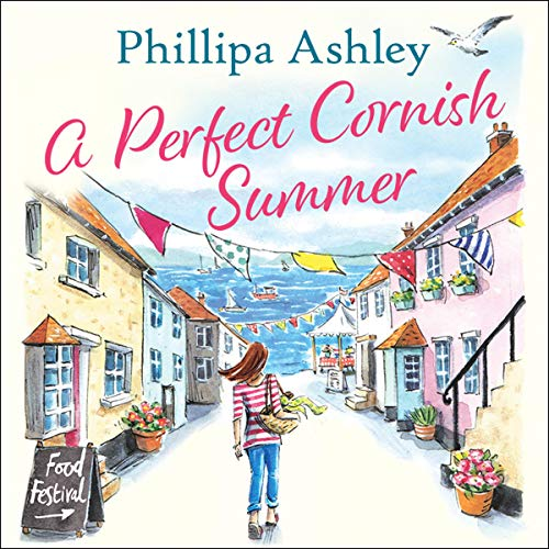 A Perfect Cornish Summer cover art
