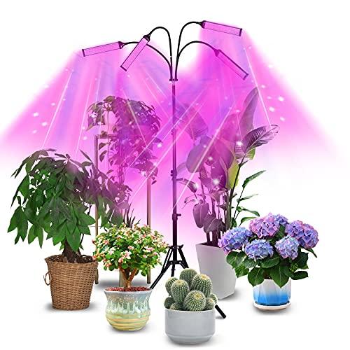 Lámpara de crecimiento para plantas, espectro completo