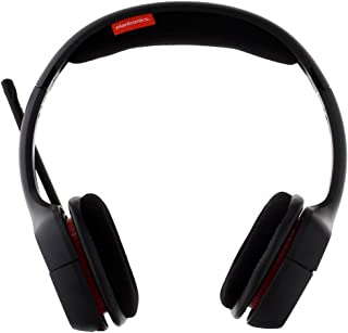 Plantronics GameCom 318 , Gaming Headset with Flip Boom Mic , Use For Games and Chat on PC