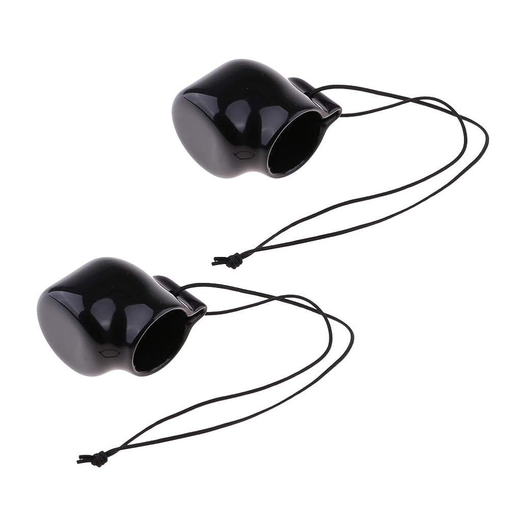 コスト寸法ハブブCUTICATE ABS樹脂製 タンク バルブ キャップ ダストプラグ 保護キャップ スキューバ ダイビング 2個
