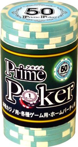 Prime Poker Chips 50 (japan import)