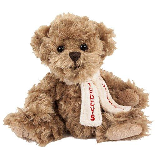 Bukowski Barbara Design of Sweden Kuscheltier Teddybär Liam 16 cm Plüschtier Stofftier Baby Kind Spielzeug
