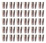 50 50 balance conditioner - 162 Bottles Clear Scalp Hair Shampoo Conditioner Damage & Color Repair Kit (1.7oz 50mL each)