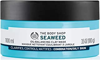 The Body Shop Seaweed Oil Balancing Clay Mask 100ml