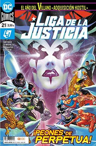 Liga de la Justicia núm.