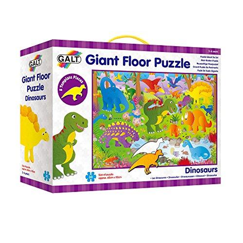 ASA Toys Galt A0866B Giant Floor Puzzle - Puzle de Dinosaurios Gigante (60...