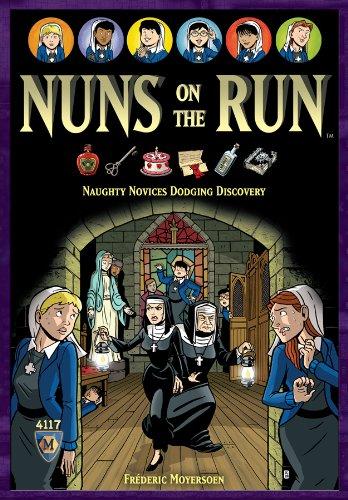 Mayfair - Gioco da Tavolo Nuns on The Run [Lingua Inglese]
