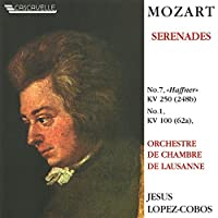 "Mozart: """"""""Haffner"""""""