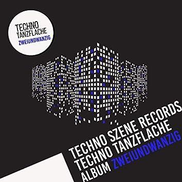 Techno-Tanzflache: Album Zweiundwanzig