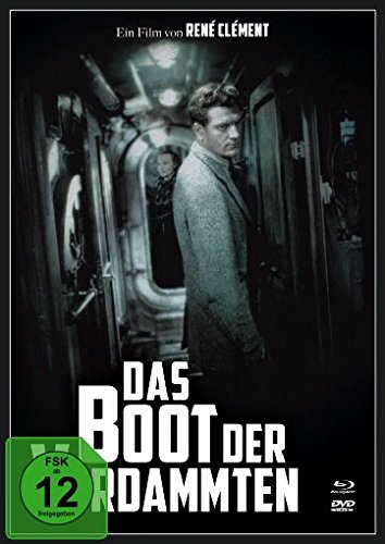 Das Boot der Verdammten - Edition-Grauwert No. 4 [Blu-ray] [Limited Edition]