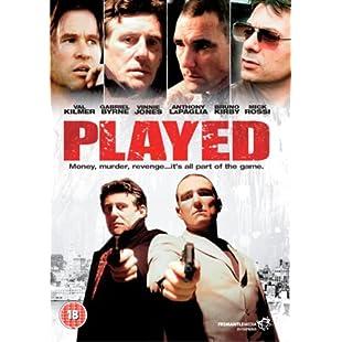 Played [DVD]