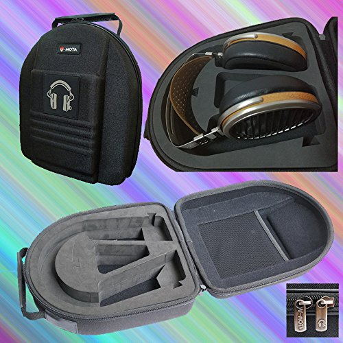 TDC Headset Suitcase Carry case boxs for Hifiman Edition X V2 HE1000 V1 V2 HEK V2 HE-400 HE560 Planar HE400i HE400S HE6 HE5LE Headphones