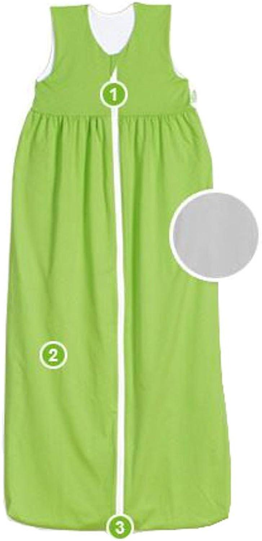 Odenwälder 1500 Leichter Schlafsack in Spezialgrößen, Größe 150cm, Odenwälder-Farben uni uni uni limette B012NWIBOY  Mode Vitalität 30e3bf