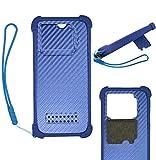 Oujietong Funda para Selecline Smartphone 5 S1 20 8 Go 5 Pouces Funda Carcasa Case Cover Blue
