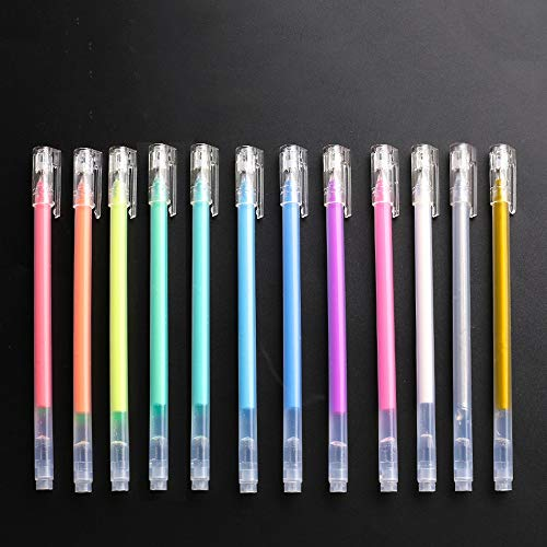 M-zutx Pincel Pintar pintadas Art Pen/Estudiante Especial pluma mano acuarela de resaltado...