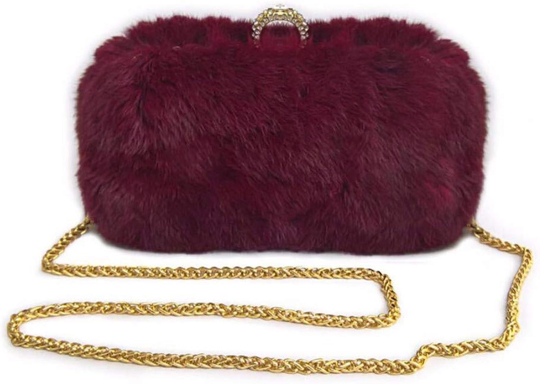 Bag Ring Bag Girl Bag Fashion Single Shoulder Bag Slant Bag