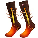 Greensha Electric Heated Socks With Rechargeable Battery Unisex...