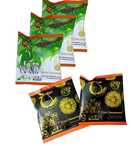 Share Original und Pomelozzini® - Probierpackung