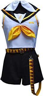 rin kagamine outfits