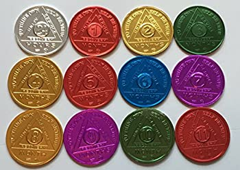 Best sobriety coins Reviews