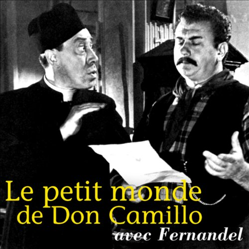 Le petit monde de Don Camillo audiobook cover art