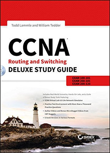 Easy You Simply Klick CCNA Routing And Switching Deluxe Study Guide Exams 100 101 200 120 Book Download Link On This Page Will Be
