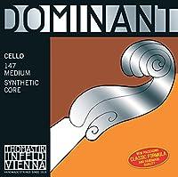Dominant ドミナント チェロ バラ弦 C線145 4/4