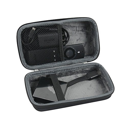 Hermitshell Hard EVA Travel Case Fits All-New Fire TV with 4K Ultra HD (2017 Edition, Pendant)