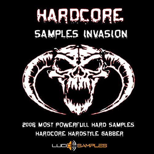 Hardcore Samples Invasion - Hardcore Samples, Hardcore Loops & Sounds | Apple Loops/ AIFF | Download