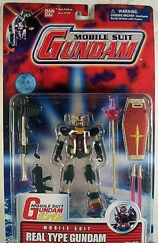 Mobile Suit Gundam Real Type Gundam RX-79 by Gundam