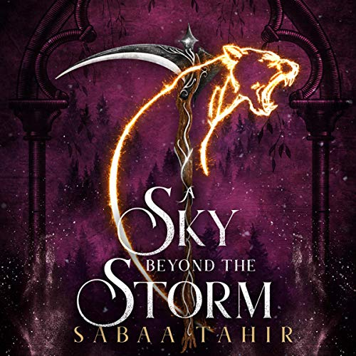 A Sky Beyond the Storm cover art