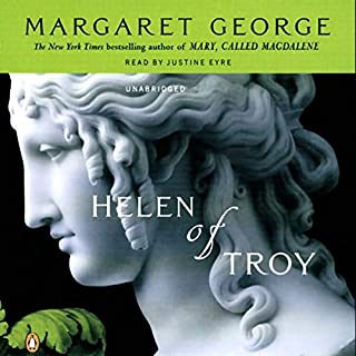 Helen of Troy audiobook cover art