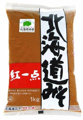 北海道みそ 紅一点 1kg
