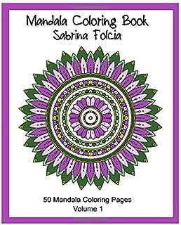 Mandala coloring book - Volume 1