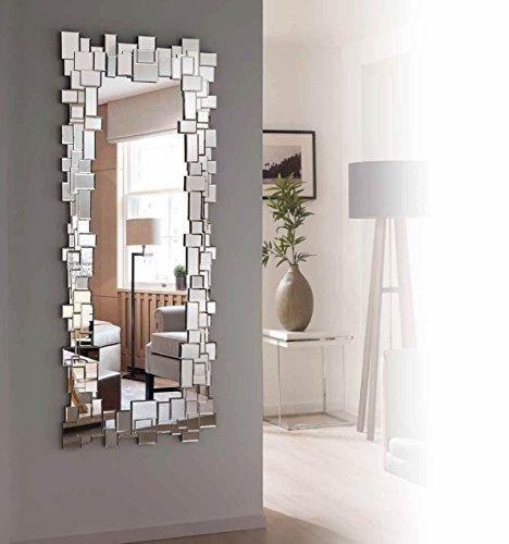 DISARTE - Espejos Modernos de Cristal - New York Vestidor (154x60)