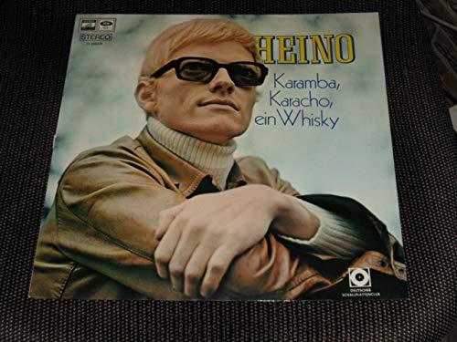 Heino - Karamba, Karacho, Ein Whisky - Deutscher Schallplattenclub - H 098/6, Electrola - H 098/6