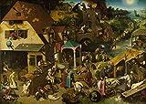 Berkin Arts Pieter Bruegel The Elder Giclée Leinwand