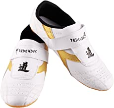 VGEBY Taekwondo Shoes, Breathable Kung Fu Tai Chi Shoes for Adults and Kids