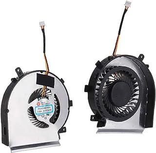 Forspero Ventilador De Refrigeración Gpu Para Msi Ge62 Gl62 Ge72 Gl72 Gp62 Gp72 Pe60 Pe70 Paad06015Sl