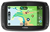 TomTom Rider 500 - GPS Moto - Cartographie Europe 49 pays, Trafic, Zones de Danger à...