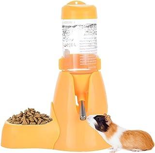 ShareWe Hamsters butelka na wodę automatyczny dozownik podajnik wody wisząca butelka do karmienia dla szczurów, świnek mor...