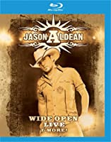 Wide Open Live & More [Blu-ray] [Import]