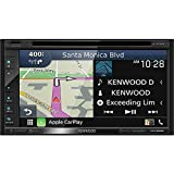 Kenwood DNX696S 6.8 Inch Apple CarPlay, Android Auto A/V Receiver w/Navigation