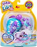Little Live Pets Turtle Single Pack - Tide, Toys for Girls, 5 Years & Above, Robot Toys for Children, Animal