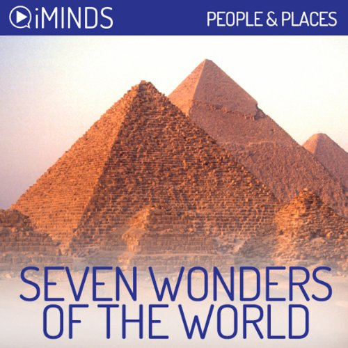 Seven Wonders of the World audiobook cover art